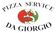 Logo Pizza Service Da Giorgio Fellbach